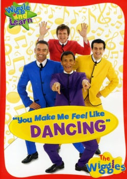 The Wiggles: You Make Me Feel Like Dancing (DVD)