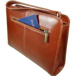 Castello Colombo Men's Leather Bag