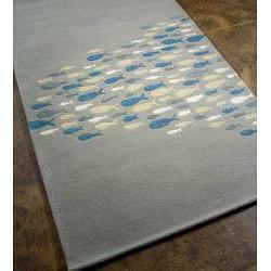 Taq 802 Hand Tufted Wool Amp Art Silk 5 X 8 13911991