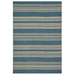Laenas Flat Weave Wool (8' x 10')