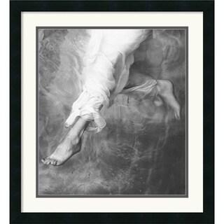 John Wimberley 'Descending Angel' Framed Art Print