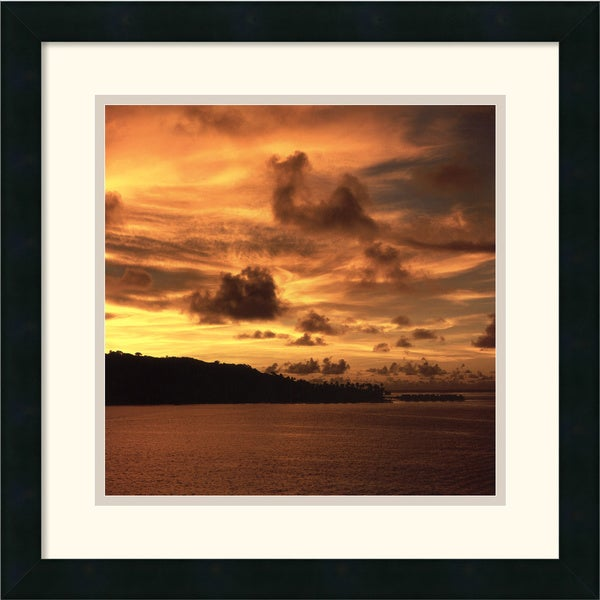 Mike Sullivan 'Journey' Framed Art Print