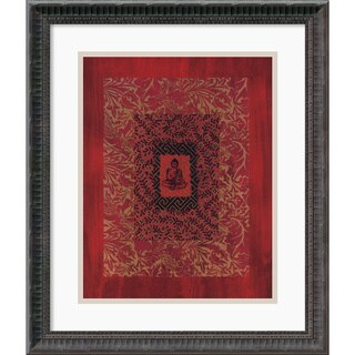 Ricki Mountain 'Buddha II' Framed Art Print