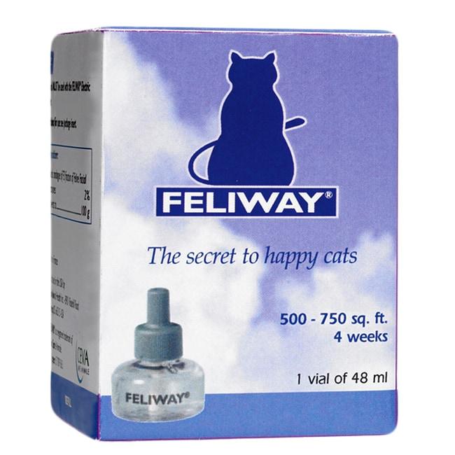 Feliway Behavior Modifier 48-ml Refill Vial