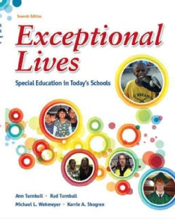 Exceptional Lives: Special Education in Today's Schools (Paperback)
