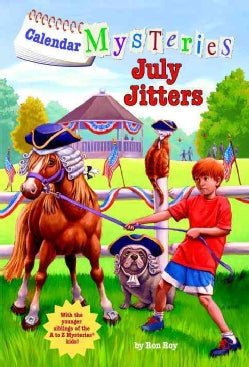 July Jitters (Paperback)