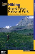 Hiking Grand Teton National Park (Paperback)