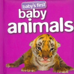 Baby's First Baby Animals (Board book)