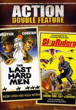 The Last Hard Men/Sky Riders (DVD)