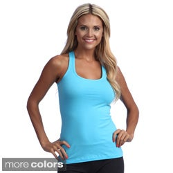 Illusion Women's Cotton Racerback Tank