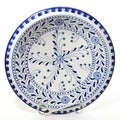 Azoura Design Ceramic 14-inch Serving Bowl (Tunisia)