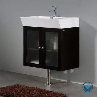 Vigo 25-inch Single Bathroom Vanity