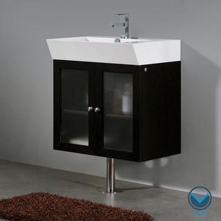 Vigo 25-inch Single Bathroom Vanity