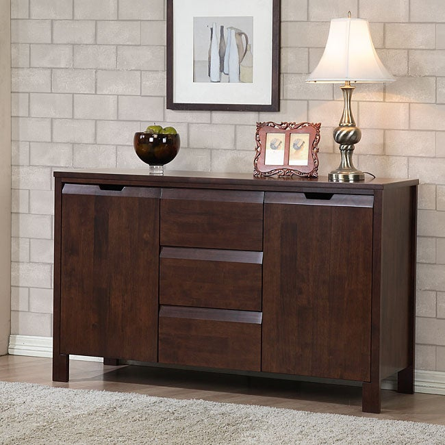 Alsa 2-door 3-drawer Buffet