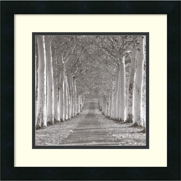 Charlie Waite 'Epernay, France' Framed Art Print