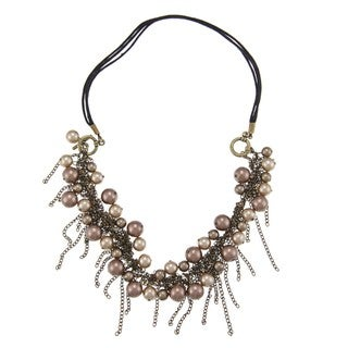 Alexa Starr Faux Pearl Necklace