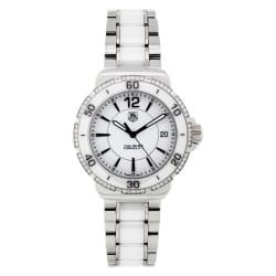 Tag Heuer Women's WAH1213.BA0861 Formula 1 Stainless Steel Diamond Watch
