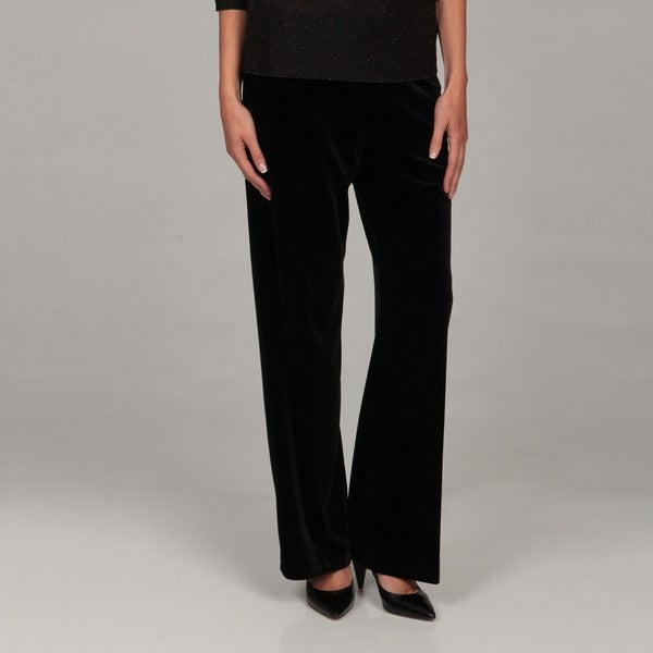 Black Stretch Dress Pants