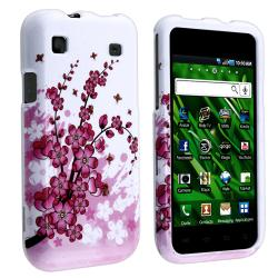 Spring Flower Case for Samsung Vibrant T959/ Galaxy S 4G