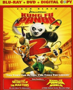 Kung Fu Panda 2 (Blu-ray/DVD)