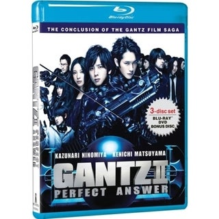 Gantz II: Perfect Answer (Blu-ray/DVD) 8480088