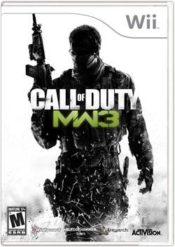 Wii - Call of Duty: Modern Warfare 3
