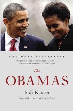 The Obamas (Paperback)
