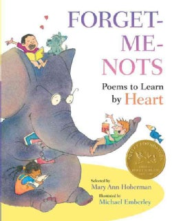 Forget-Me-Nots: Poems to Learn by Heart (Hardcover)