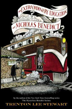 The Extraordinary Education of Nicholas Benedict (Hardcover)