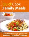Quick Cook Family Meals (Paperback)