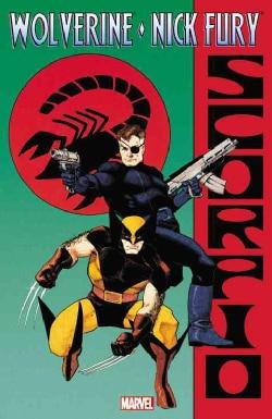 Wolverine: Wolverine & Nick Fury: Scorpio (Paperback)