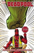 Deadpool 8: Operation Annihilation (Paperback)