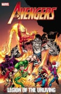 Avengers: Legion of the Unliving (Paperback)