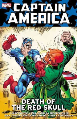 Captain America: Death of the Red Skull (Paperback)