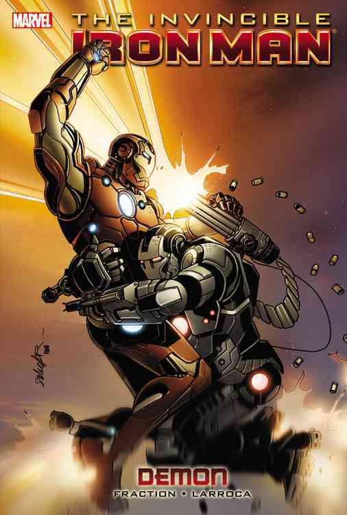 Invincible Iron Man 9: Demon (Hardcover)
