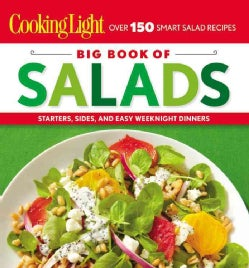 Cooking Light Big Book of Salads (Paperback)