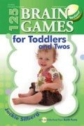 125 Brain Games for Toddlers and Twos (Paperback)