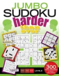 Jumbo Sudoku Harder Than Ever (Paperback)