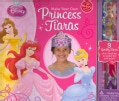 Make Your Own Princess Tiaras (Paperback)