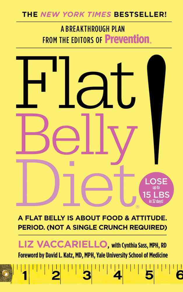 Flat Belly Diet! (Paperback)