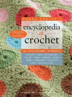 Donna Kooler's Encyclopedia of Crochet (Paperback)