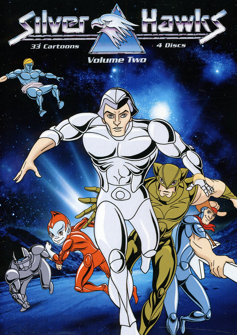 Silverhawks: Season 1, Volume 2 (DVD)