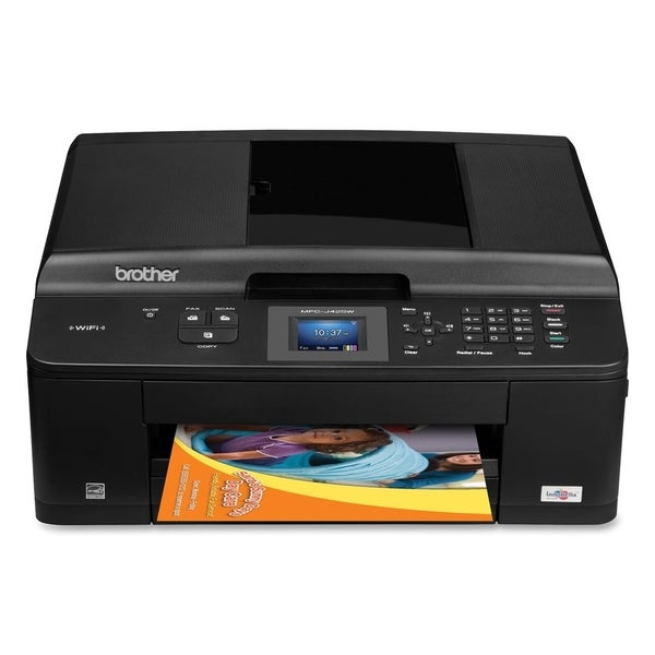 Brother MFC-J425W Inkjet Multifunction Printer - Color - Photo Print
