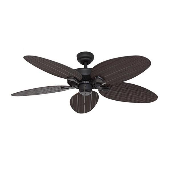 EcoSure Siesta Key Bronze 52-inch Ceiling Fan