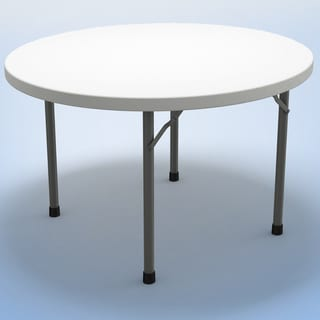 Mayline Event Series 7700 48-inch Round Multi-purpose Table