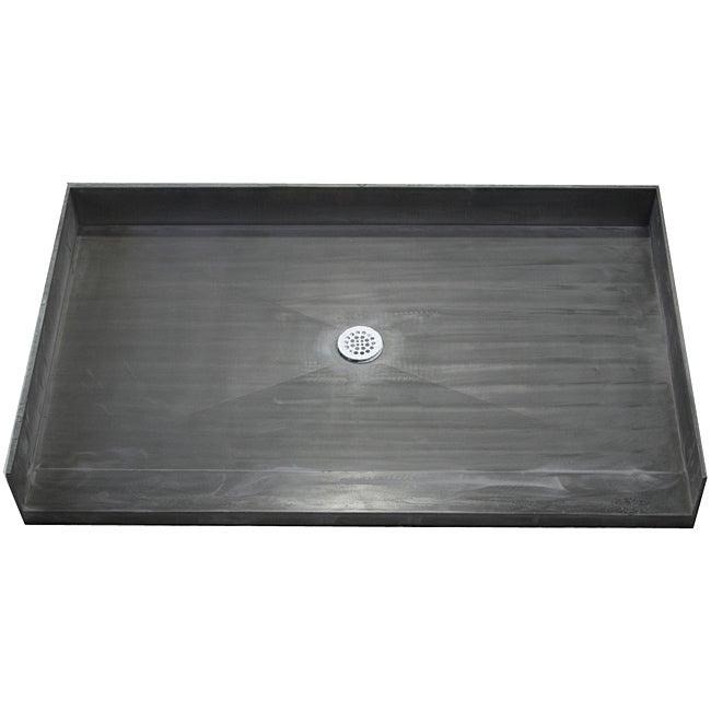 kohler tile ready shower pans tile ready shower pan 32 x 48 center barrier free