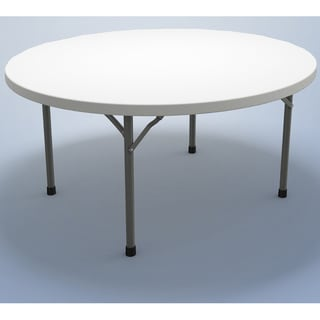 Mayline Event Series 7700 60-inch Round Multi-purpose Table