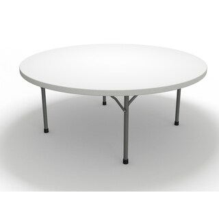 Mayline Event Series 7700 72-inch Round Multi-purpose Table