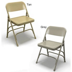 Mayline Event Series 2710FC Steel Folding Chairs (Pack of 4)