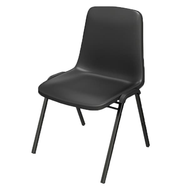 Mayline Event Series 6310SC One-piece Stack Chairs (Pack of 4)